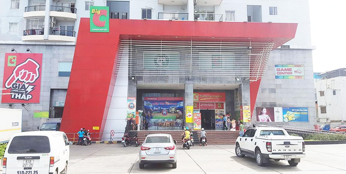 Big C Phú Thạnh