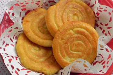 Cách làm bánh nếp chiên xốp giòn