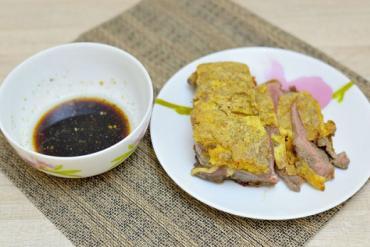 Cách làm thịt bò chiên mới lạ từ Hàn Quốc