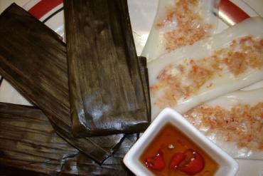 How to Make Nậm Cake of Hue