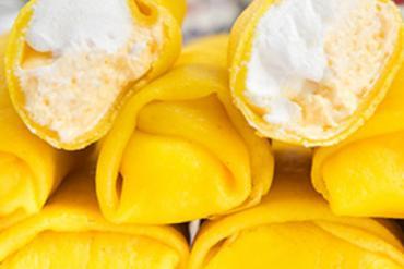 Cách Làm Bánh Crepe Sầu Riêng Kem Tươi Ngon Khó Cưỡng