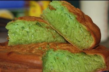 Cách Làm Bánh Bò Nướng Dân Dã