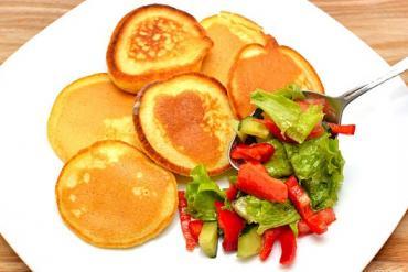 Cách Làm Bánh Bột Ngô Cho Bữa Sáng Mùng 1 Thanh Tịnh