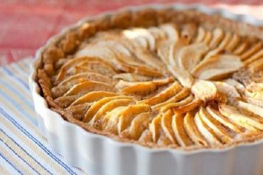 How To Make Sweet American Tapioca Apple Cake