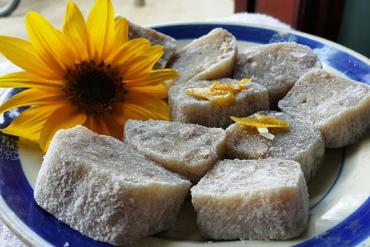 Cách Làm Bánh Lăn Quảng Nam Truyền Thống Thơm Bùi