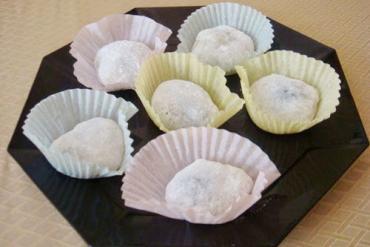 Xem Cách Làm Bánh Bạc Đầu Độc Đáo Của Người Sán Dìu