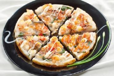 Cách Làm Bánh Xèo Hải Sản Hàn Quốc Cùng Taky