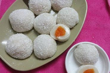 Hướng Dẫn Làm Bánh Mochi Từ Bột Nếp Đơn Giản Nhất